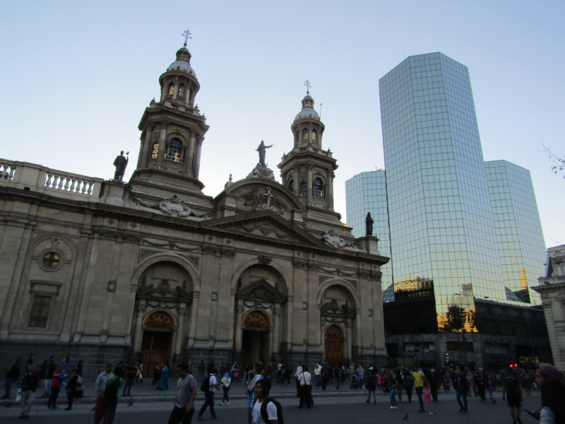 Чили Сентябрь 2018