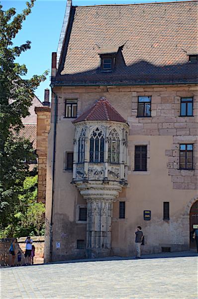 Австрия и Германия в августе: Нюрнберг - Берхтесгаден - Лойташ - Штуттгарт - Людвигсхафен-ам-Райн - Вюрцбург - Ротенбург-об-дер-Таубер - Нюрнберг