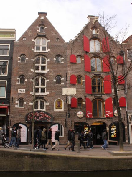 Амстердам. В защиту Красных фонарей