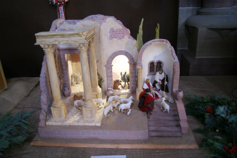 Эльзасская сказка братьев Гримм перед Рождеством. Через Швейцарию.