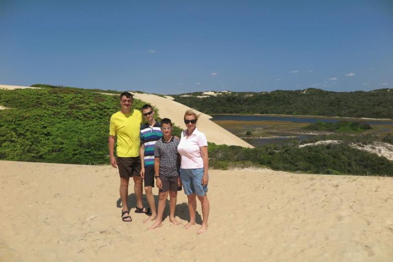 3 недели в Бразилии с детьми в августе 2018 г. с фото