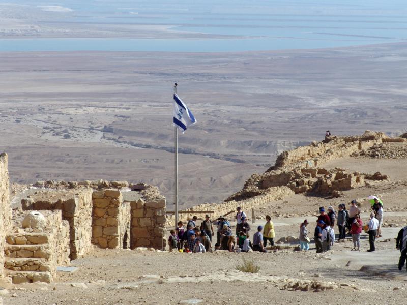 Израиль из прошлой жизни…