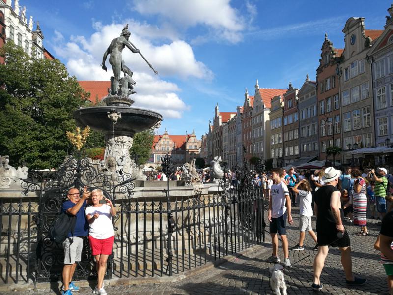 По Норвегии с рюкзаком через Гданьск (август 2018)