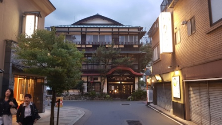 На Фудзи из Хаконе. октябрь 2018