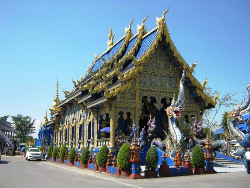 Таиланд. Ме Сай - Ме Салонг - Татон - Чианг Май - Ко Самет - Бангкок - Канчанабури. Ноябрь 2018.