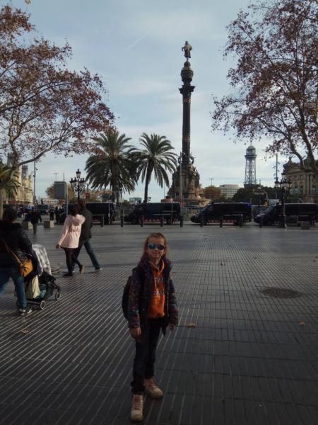 Выходные в Барселоне. Декабрь 2018 года.