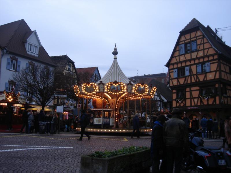 Новогодние 10 дней в Эльзасе 2018-2019 с фото