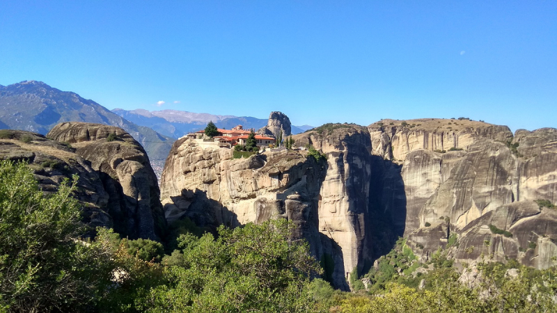 """""""Другая Греция"""": Халкидики-Весь Пелопоннес-Олимп-Спарта-Метеоры-Водопады-Пещеры-Горы. Греческая кругосветка."""