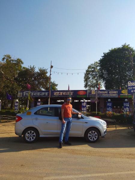 Отчет об аренде автомобиля без водителя в Дели