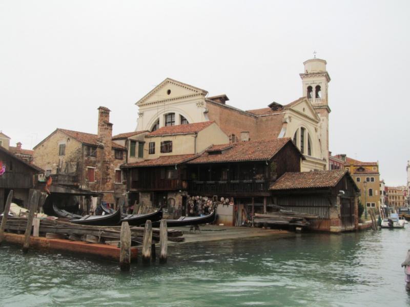 Венеция настоящая (непарадная)