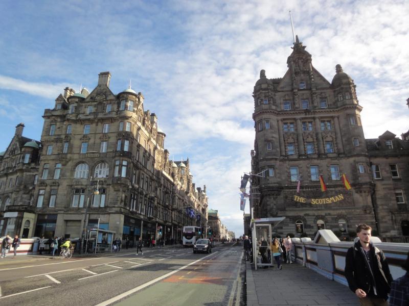 Англия, Шотландия и Ирландия точечно за три недели без автомобиля