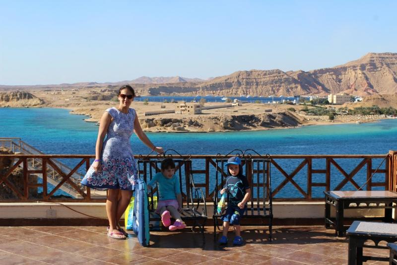 Египет. Шарм Эль Майа с детьми пакетом в декабре 2018