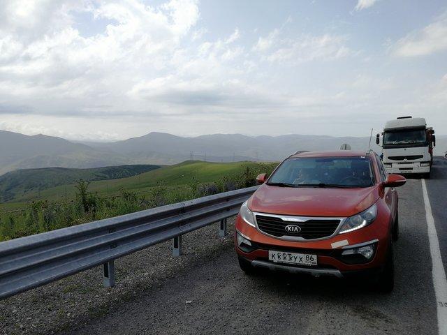 Югра-Тбилиси-Стамбул-Дальян-Чиралы-Анталья-Гереме. 12000 км на авто.