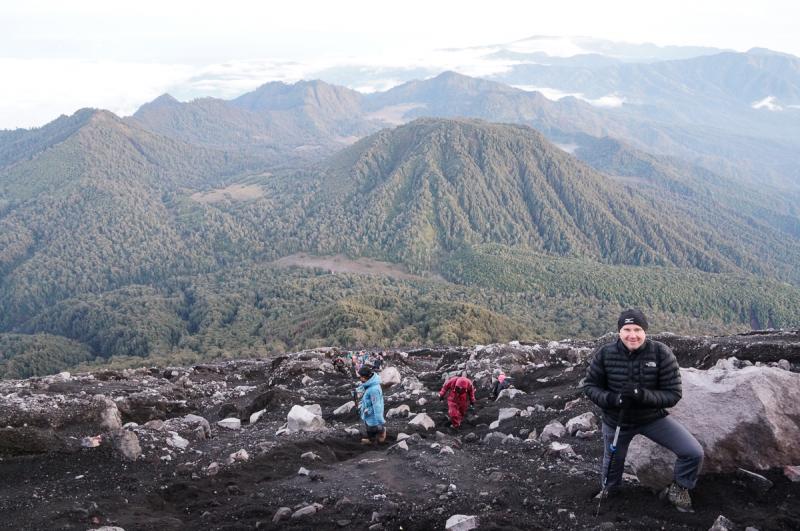 За солнцем не торопясь: 3 недели в Индонезии, Ява и Калимантан, на Новый Год 18-19