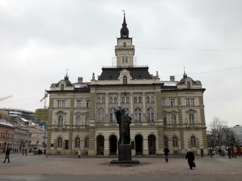 Недельная поездка в Сербию (Белград, Нови-Сад) на Рождественские праздники или как убежденный бэкпекер не спеша путешествовал с женой!