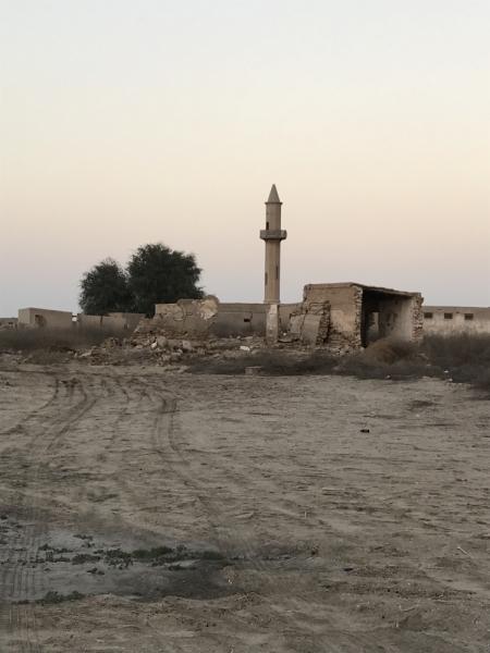 «Глубинка» ОАЭ: привидения и мангры