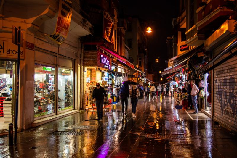 В Стамбул второй раз. Сентябрь 2018.