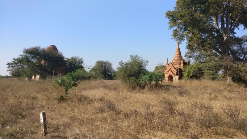 Новый год 2019. Немного Мьянмы