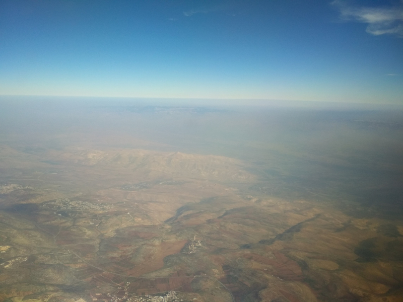 Коротко об Иордании янв 2019