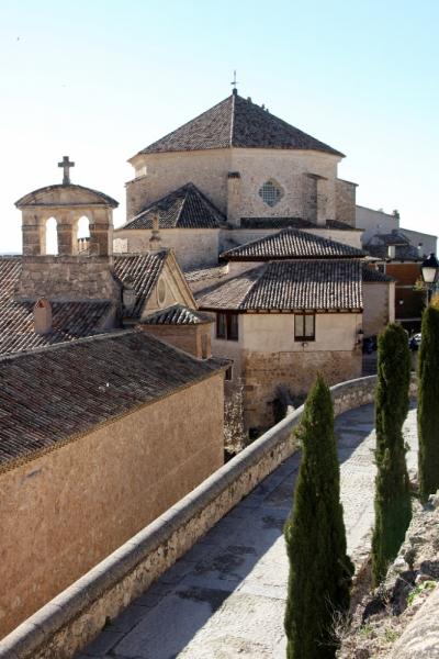 Маленькая зимняя поездка по кусочкам Арагона, Кастильи и Наварры 2018