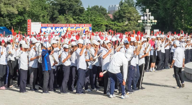 Самая лучшая группа в КНДР
