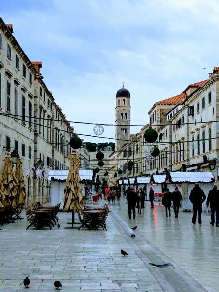 Балканы спустя рукава: Черногория – Хорватия – Босния и Герцеговина. Январь 2019.