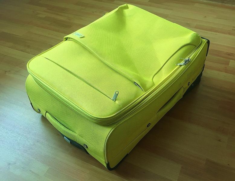 Флоренция и жёлтый чемодан Данте