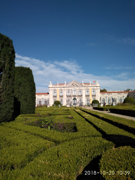 Моя Португалия за неделю