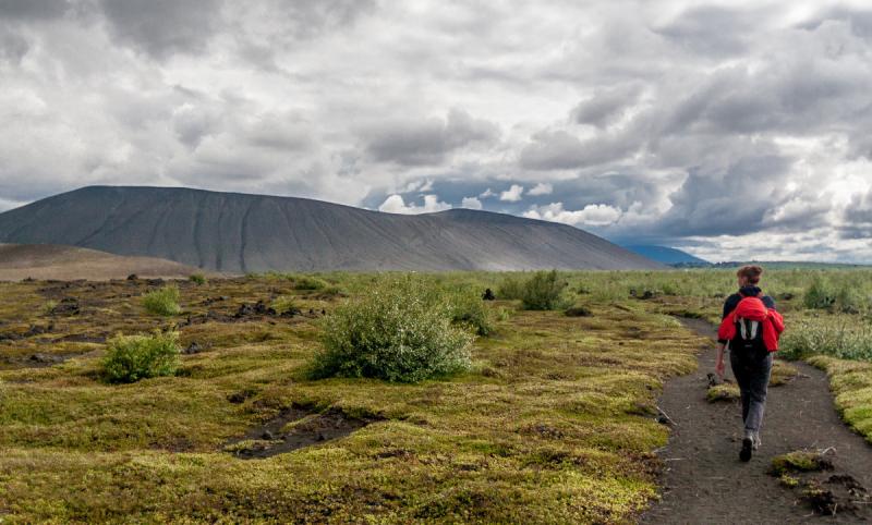 Поезд до Рейкьявика. Исландия автостопом за 30 евро в день.