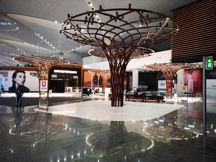 Новый аэропорт Стамбула Yeni (IST): как добраться, транзит, стыковки
