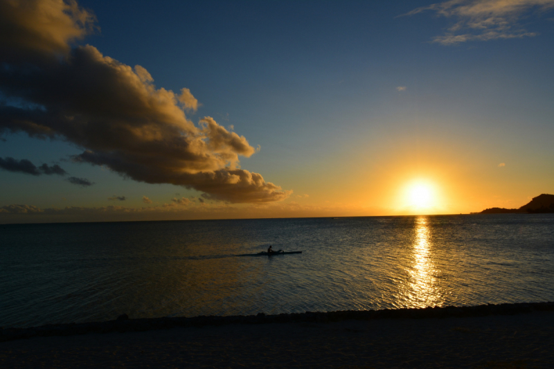 Полинезия. Острова Кука. август-сентябрь 2018 часть 1 (Бора-Бора)