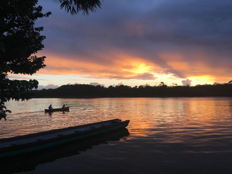 Коста Рика от океана до океана. январь 2019