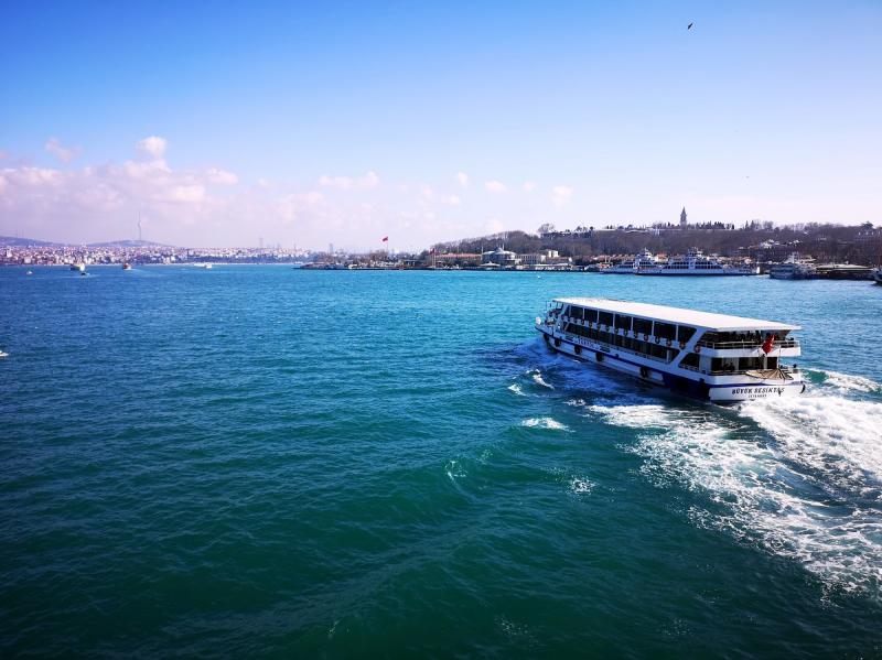 Жаркий. Зимний. Мой. Стамбул в феврале 2019