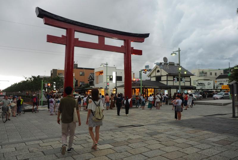Жаркий Японский август (2018)