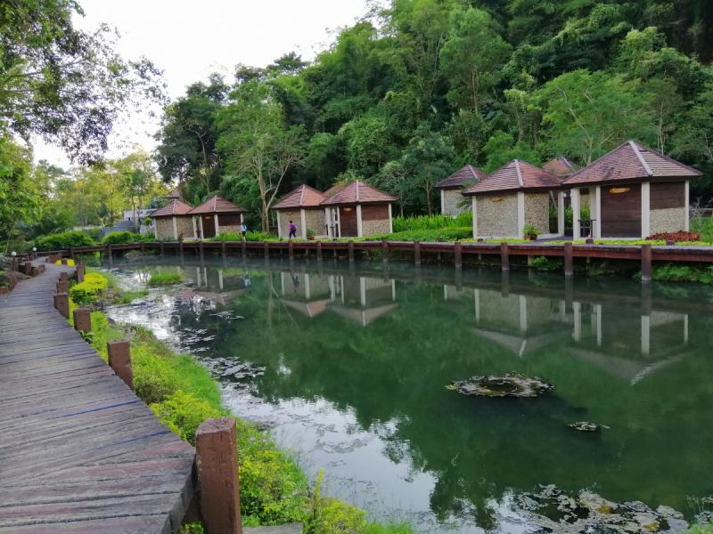 Две страны Таиланда - Север и Юг.