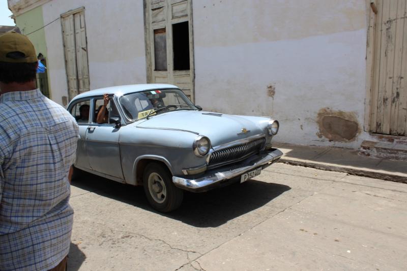 Гавана - Виньялес - Тринидад - Сантьяго, август 2017