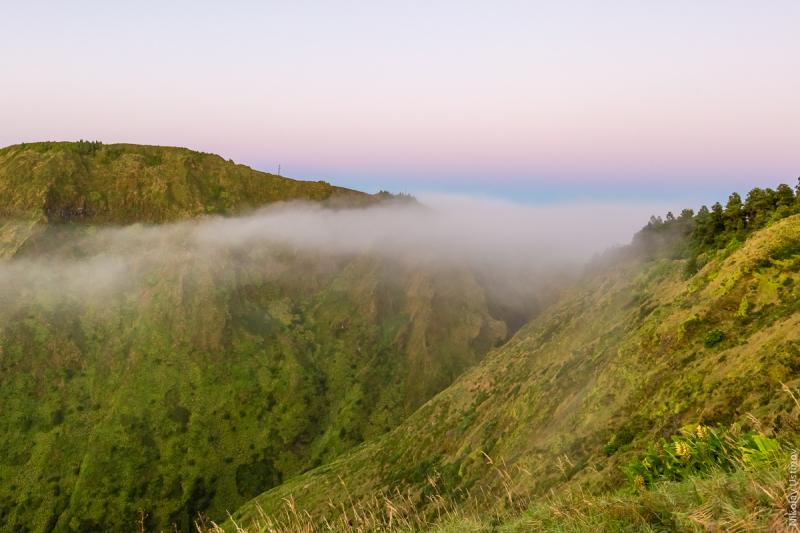 Азорские острова. По зеленым холмам и скалистым берегам. Когда хочется настоящего отдыха.