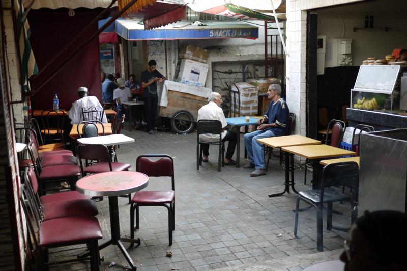 Медины городов Марокко