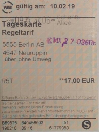 Общественный транспорт в Берлине: метро, автобусы, проездные