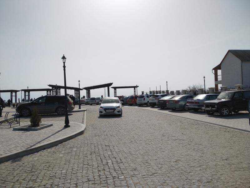 Весенний Крым. Март 2019