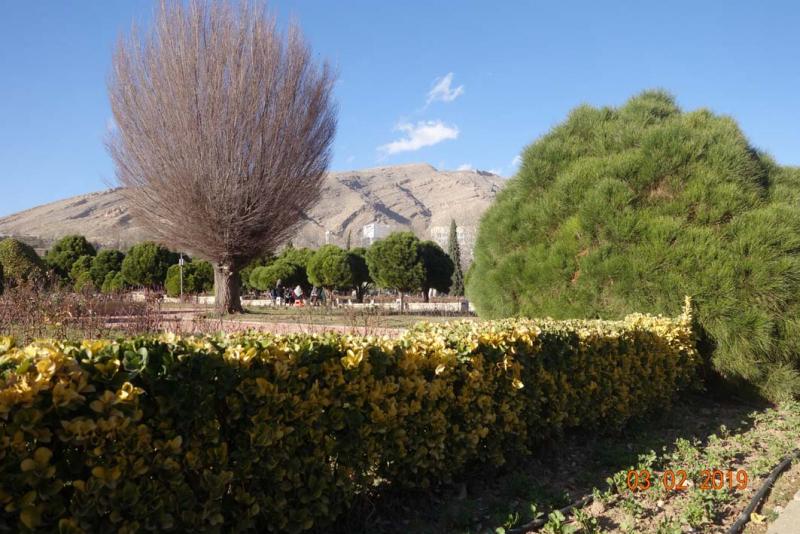 Тегеран - Шираз - Язд - Исфахан февраль 2019