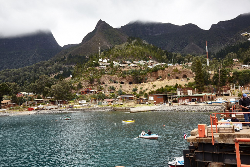 Остров Робинзона Крузо 2019