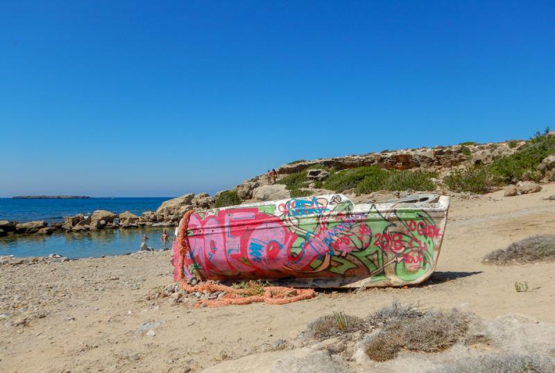 Покатушки по западному Криту (2018)