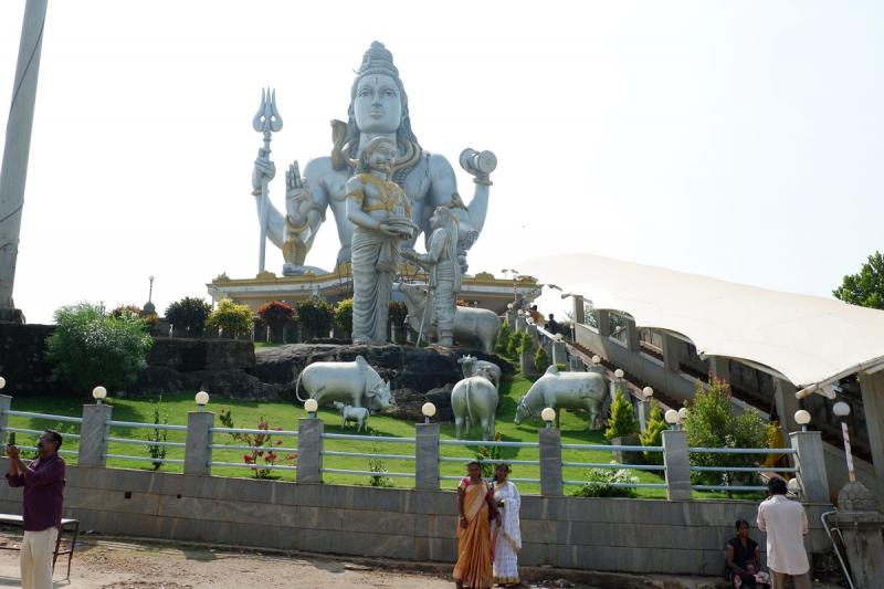 Мурдешвар и Гокарна из Гоа