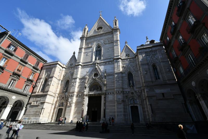 Юг Италии с ребенком трех лет