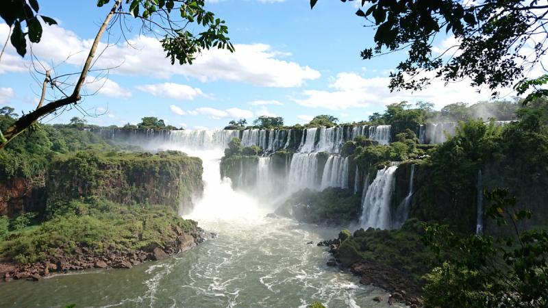 Супер-маршрут по Южной Америке в январе 2019 и подробности бюджета