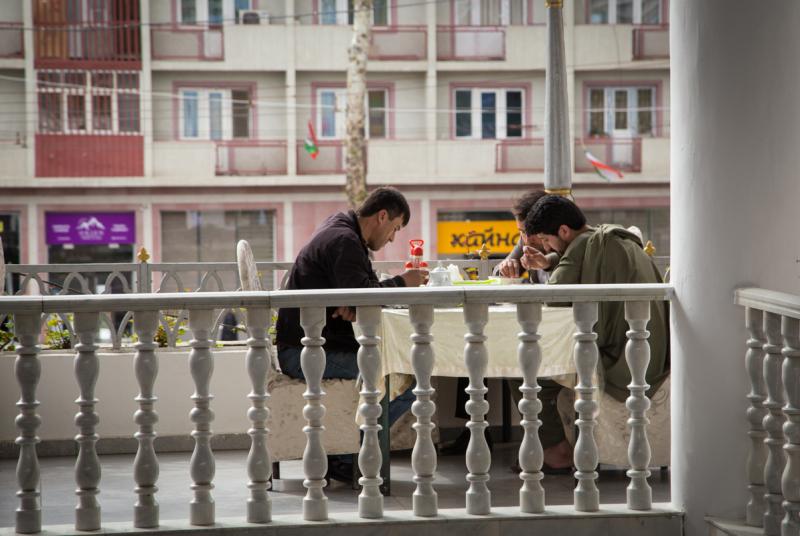 Таджикистан - страна в горах Памира - фотоотчёт