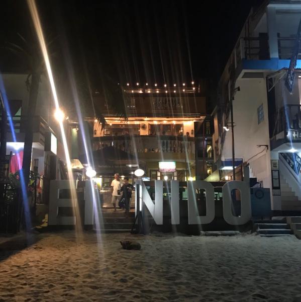 Корон, Эль-Нидо, Боракай: март 2019