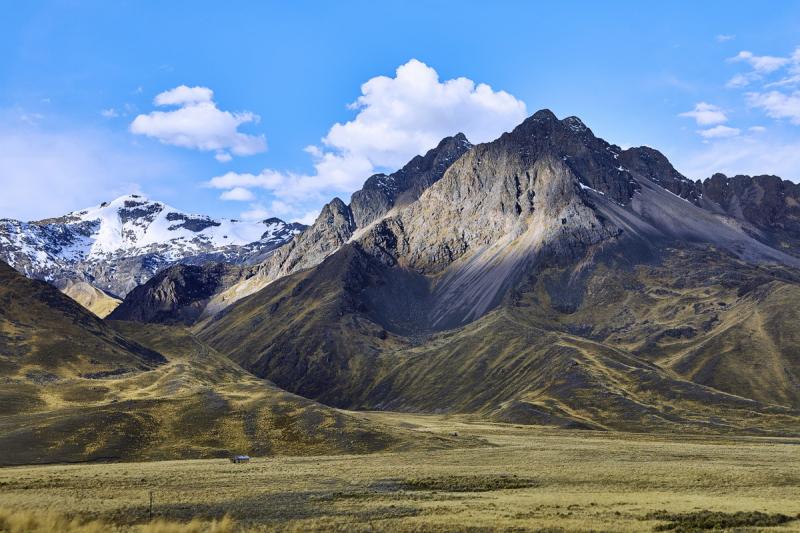 Двухнедельная гонка по Перу и кусочек Боливии (солончак)
