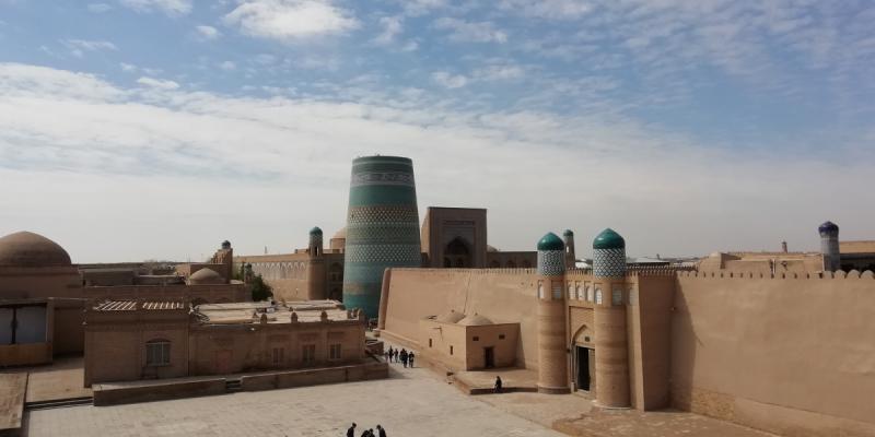 Хива +Крепости Каракалпакии, Бухара, Самарканд+Шахрисабз, Ташкент